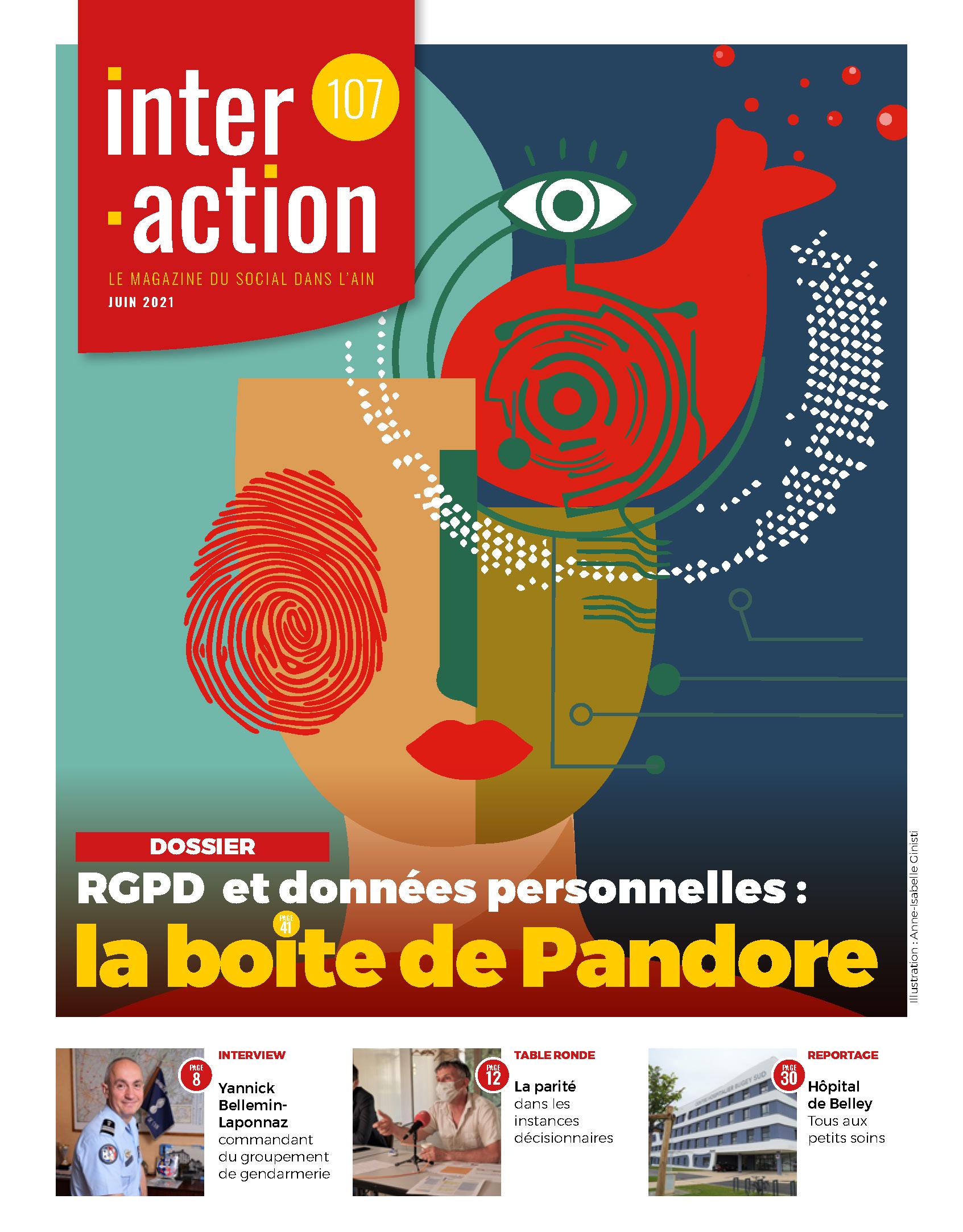 RGPD et données personnelles, la boîte de Pandore.